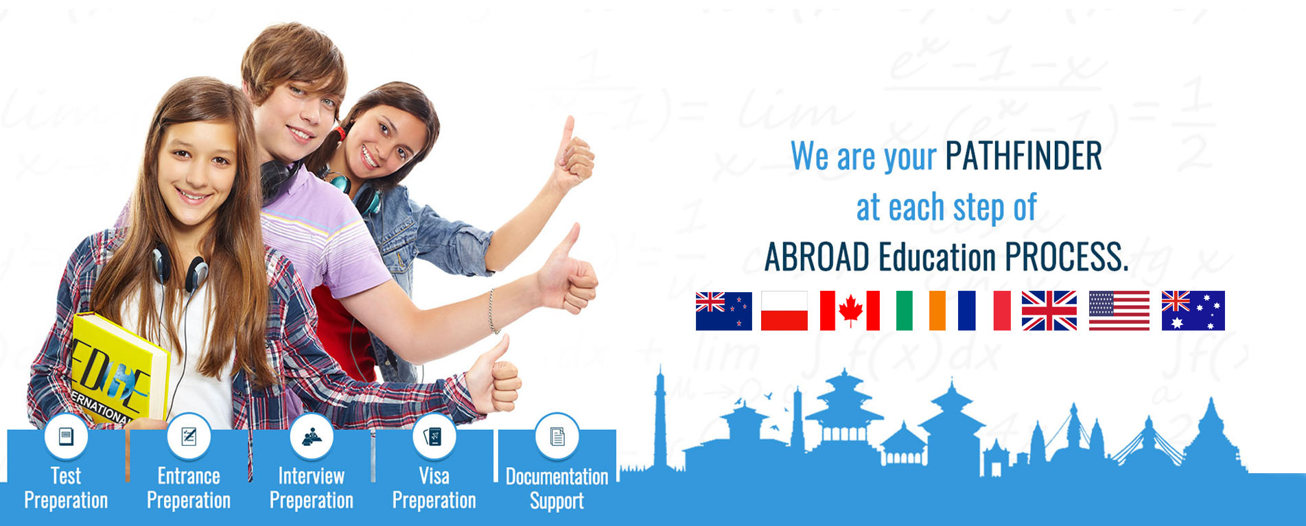 Best Student Visa Consultant in Vadodara, Gujarat, India