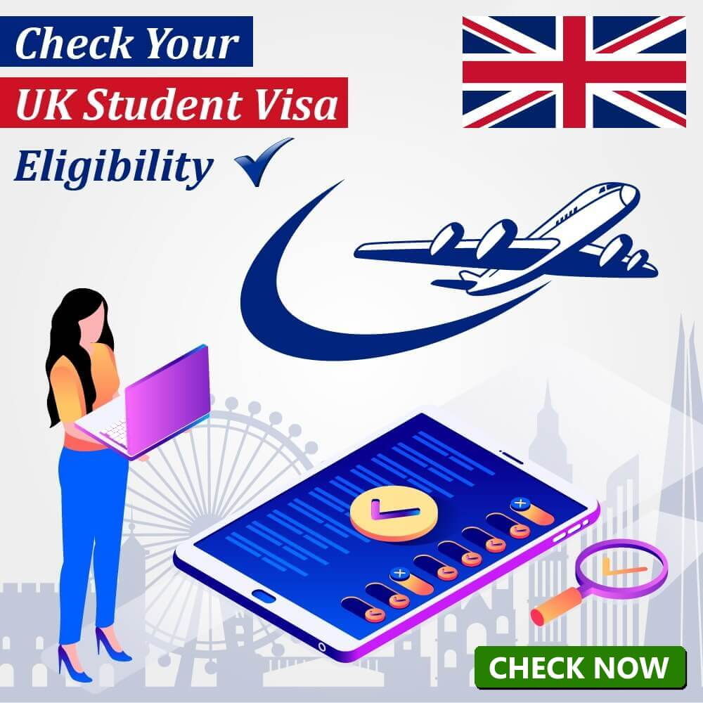 Check Eligibility for UK Student Visa Now
